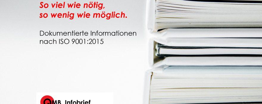 Dokumentation ISO 9001